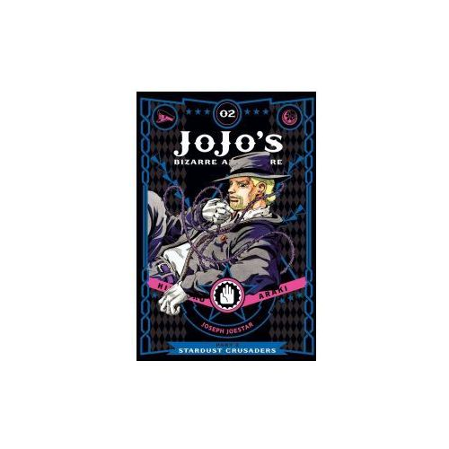 JoJo's Bizarre Adventure: Part 3--Stardust Crusaders, Vol. 4, Araki, Hirohiko