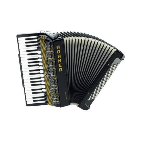 Hohner atlantic iv 120p akordeon (czarny)