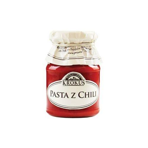 KROKUS 180g Pasta z chili tradycyjna receptura