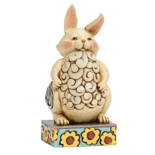 Królik everybunny needs somebunny (small lazy bunny) 4047079 figurka ozdoba świąteczna marki Jim shore