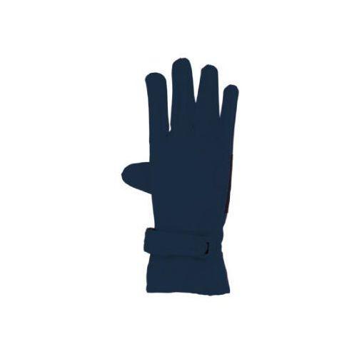 Maximo - kids rękawiczki kolor marine
