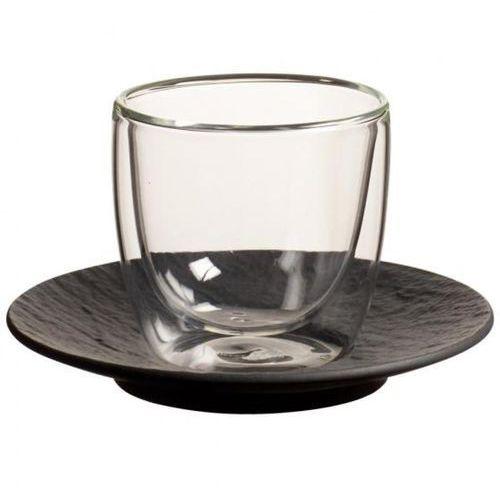 Villeroy & boch - manufac. rock szklanka s do espresso