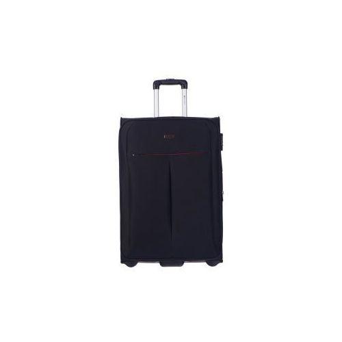 6c89ecff7024a walizka duża z kolekcji latina miękka 2 koła materiał polyester zamek  szyfrowy możliwość poszerzenia marki Puccini 299,00 zł ergonomiczna i  ekonomiczna ...