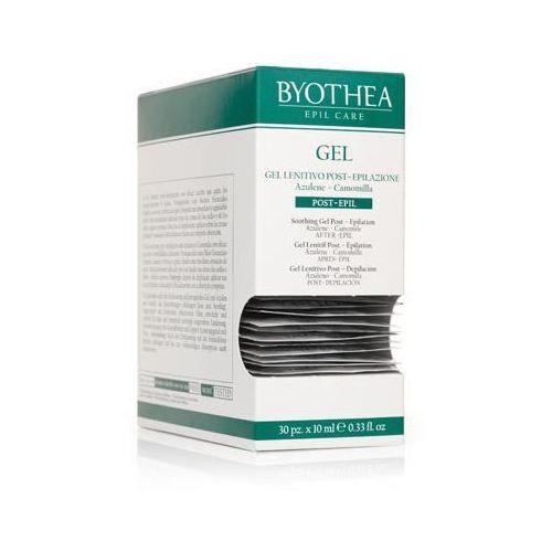 - Soothing Gel-Post Epilation 30 x 10 ml - Kojący żel po depilacji - 30 x 10 ml, produkt marki Byothea