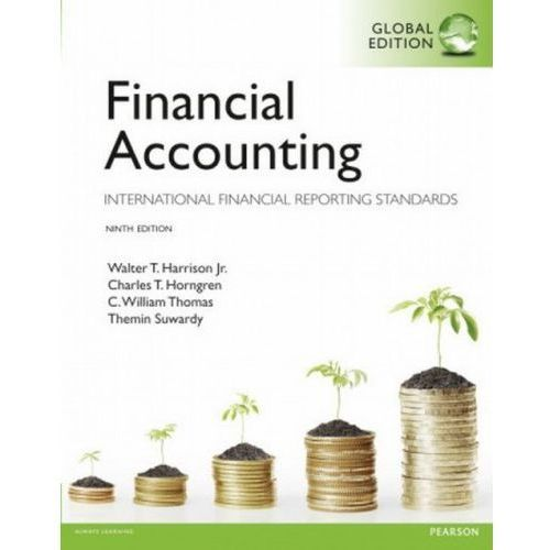 Financial Accounting: Global Edition: International Financial Reporting Standards - Suwardy Themin, Thomas Bill, oprawa miękka