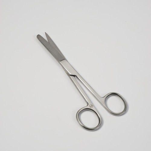 Peha instrument - Ostro tępe proste nożyczki chirurgiczne 14,5 cm - 25szt.