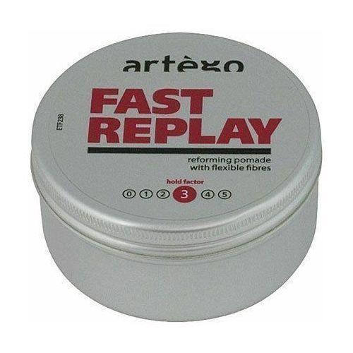 styling tools fast replay, utrwalająca guma do kreatywnych fryzur 100ml marki Artego