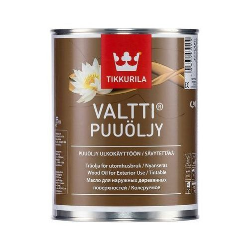 TIKKURILA VALTTI WOOD OIL- olej do drewna, 0.9 l