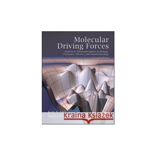 Molecular Driving Forces, oprawa miękka