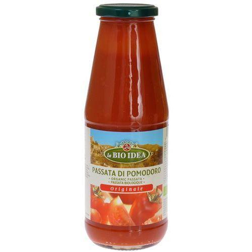 La bio idea Sos pomidorowy passata 690g - - eko (8712153627103)