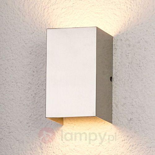 Dająca pośrednie światło lampa ścienna LINAS, LED