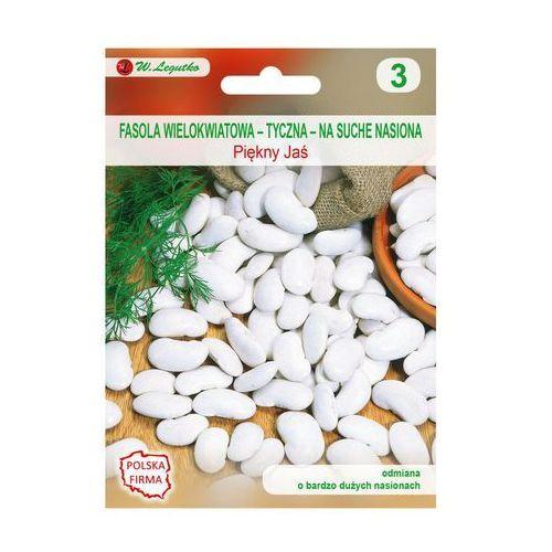 W. legutko Fasola wielokwiatowa piękny jaś nasiona tradycyjne 35 g (5903837426034)