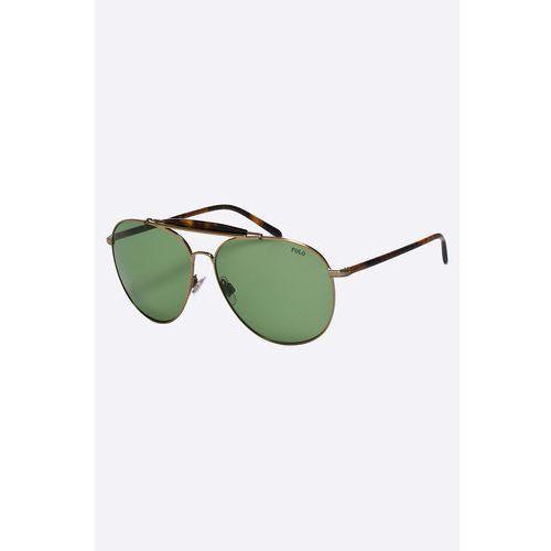- okulary marki Polo ralph lauren