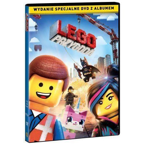 FILM LEGO® PRZYGODA Edycja specjalna z książką dla fana