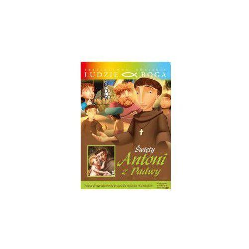 Święty antoni z padwy + film (bajka) dvd marki Praca zbiorowa