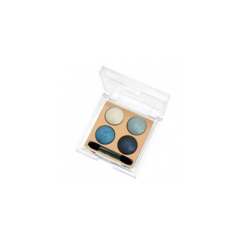 wet&dry eyeshadow, paleta cieni, 01 marki Golden rose