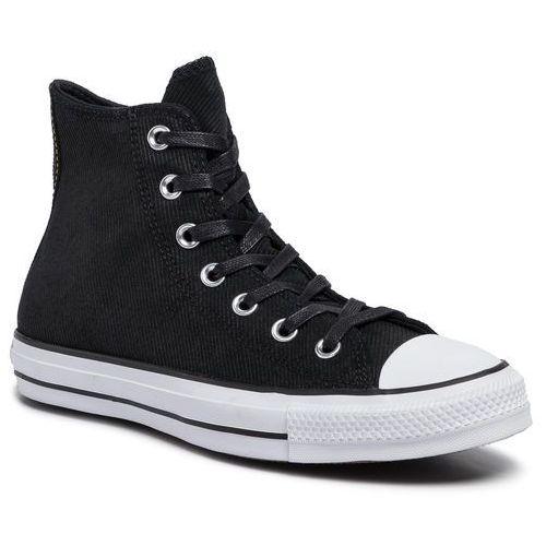 Trampki - ctas hi 564961c black/habanero red/white marki Converse