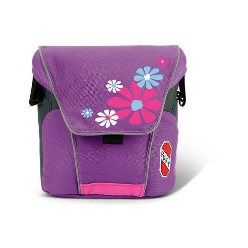 Torba do kierownica dla hulajnogi i rowery lovely fioletowy 9722, Puky