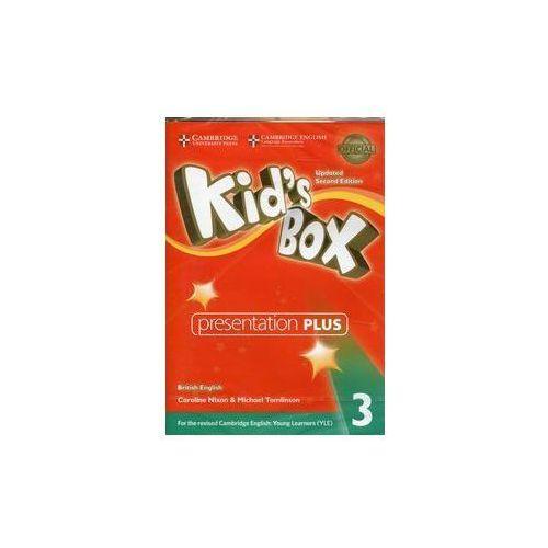 Kid's Box 3 Presentation Plus (Płyta DVD)