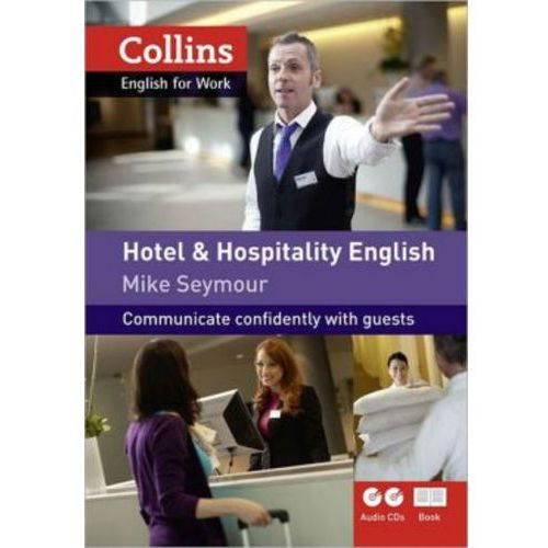 Hotel & Hospitality English + CD, Collins