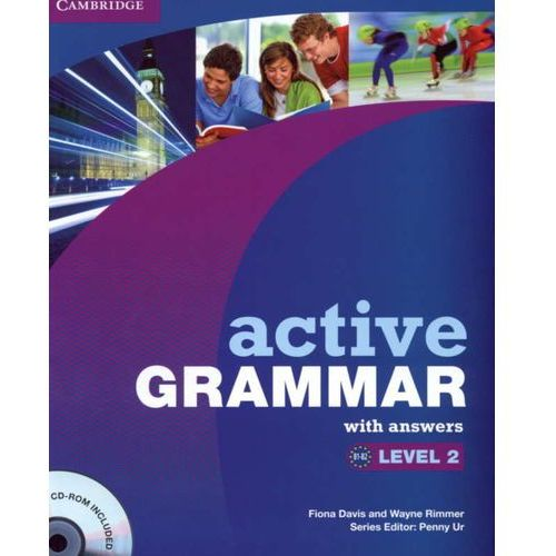 Active Grammar Level 2 With Answers, Cambridge University Press
