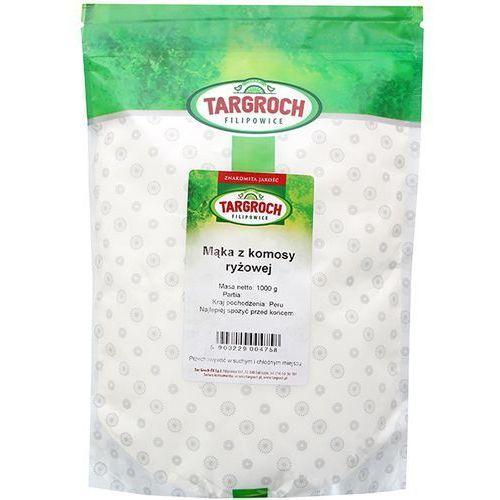 Targroch Mąka z quinoa z komosy ryżowej 1000g