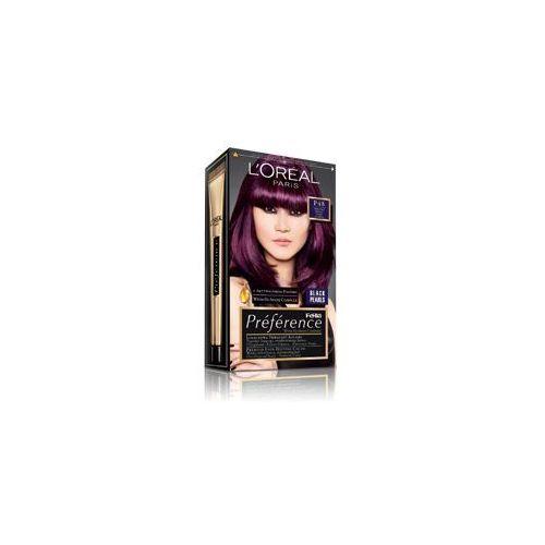 Feria Preference farba do włosów P48 Perłowy fiolet, L'Oreal Paris