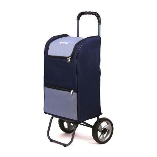 Wózek na zakupy, transportowy, składany Boster XL (wózek na zakupy)