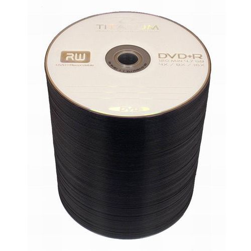 DVD+R ESPERANZA TITANUM 4,7 GB x16 - SZPINDEL 100 - oferta (8580d2a3ff4313f7)