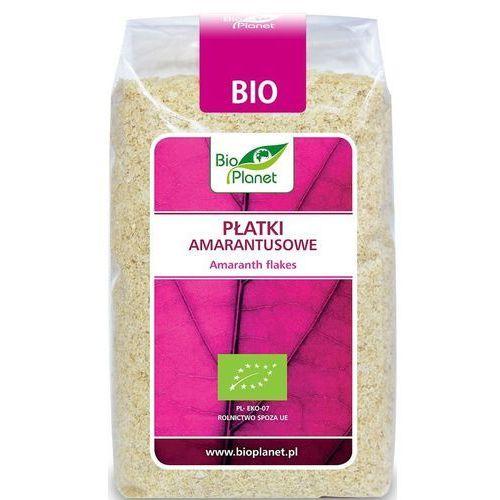 Płatki Amarantusowe 300g - Bio Planet - EKO
