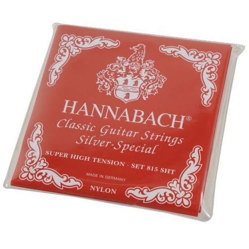 Hannabach (652547) E815 SHT struny do gitary klasycznej (super heavy)? Komplet