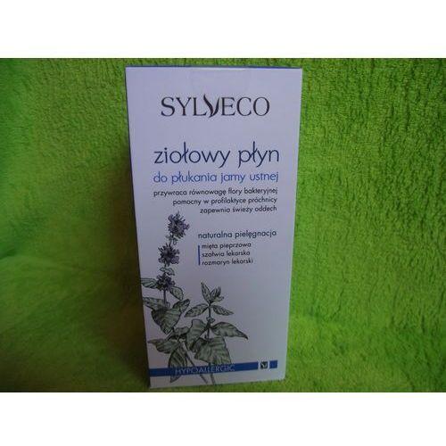 SYLVECO - Ziołowy płyn do płukania jamy ustnej, SYLV39