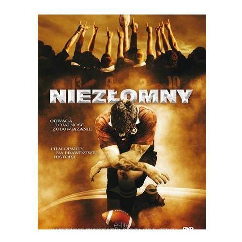 NIEZŁOMNY - film DVD (5907461351809)