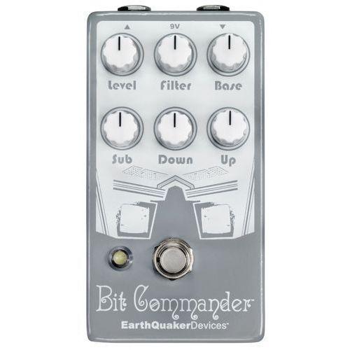 Earthquaker devices bit commander v2 - guitar synthesizer efekt do gitary elektrycznej