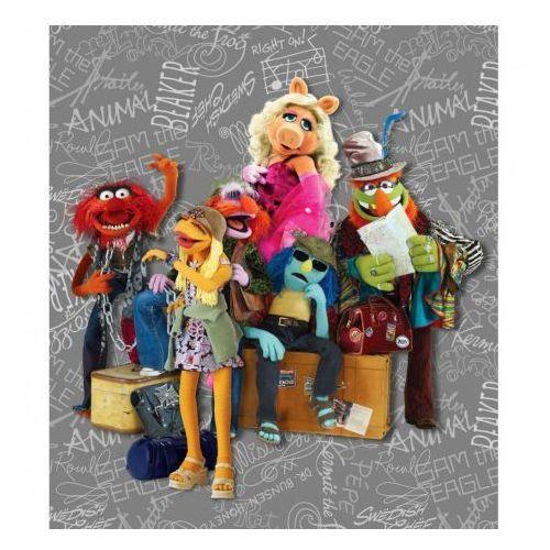 Muppety - licencjonowana tapeta do pokoju dziecka - oferta [55c4e40981226431]