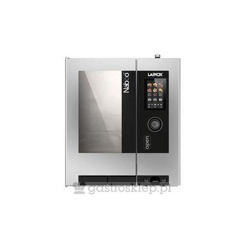 Piec naboo 10 x gn1/1 z bojlerem, sondą i systemem myjącym | naeb101 wyprodukowany przez Lainox