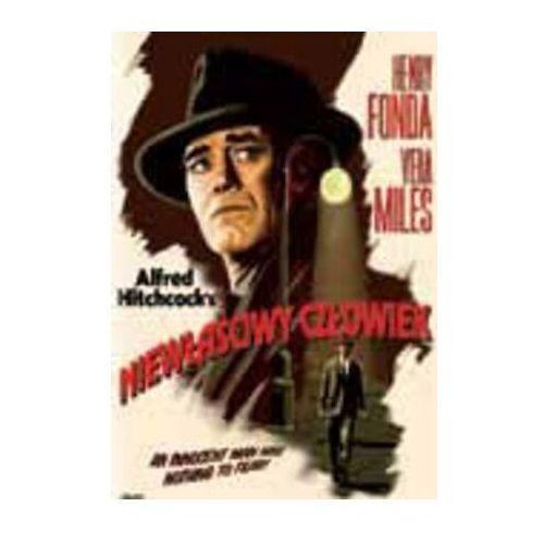 Niewłaściwy człowiek (Kolekcja Alfreda Hitchcocka) (Blu-ray) (Płyta BluRay) (7321999340445)