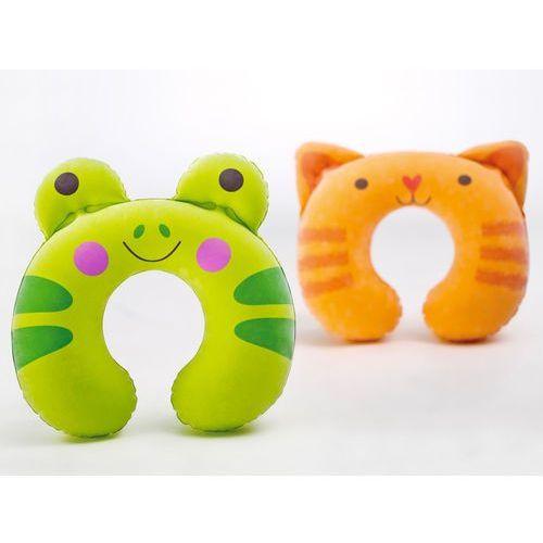 Intex Zagłówek dla dziecka dmuchany 30 x 28 x 8 cm 68678 - zielony (6941057466781)