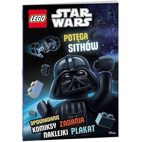 KSIĄŻKA LEGO® Star Wars™. Potęga Sithów