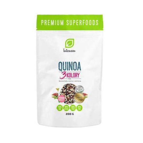Intenson 200g quinoa - komosa ryżowa (tricolor)