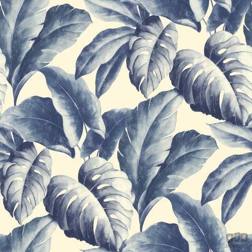 Grandeco Tapeta ścienna w liście botanical ba2402 bezpłatna wysyłka kurierem od 300 zł! darmowy odbiór osobisty w krakowie.
