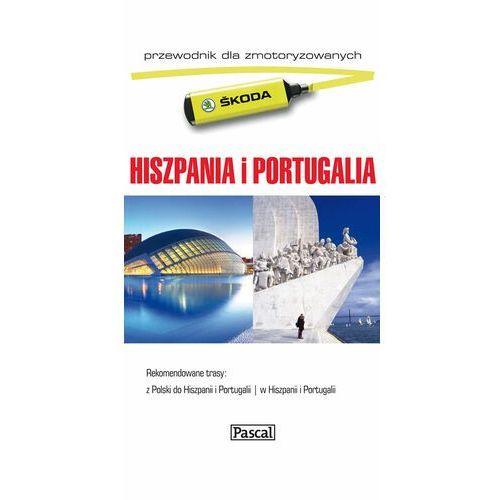 Hiszpania i Portugalia przewodnik dla zmotoryzowanych Pascal, Pascal