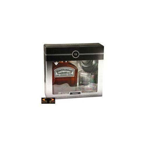 Whiskey Gentleman Jack 0,7l w + 2 szklanki, D827-906DB