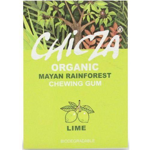 Consorcio Chiclero: Chicza guma do żucia limonka BIO - 30 g (7503011006083)