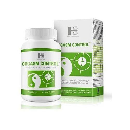 Orgasm Control - opóźnia wytrysk, wydłuża stosunek - tabletki 60tab (5907632923057)