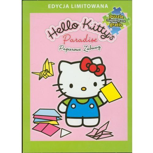 Tim film studio Hello kitty's paradise - papierowe zabawy