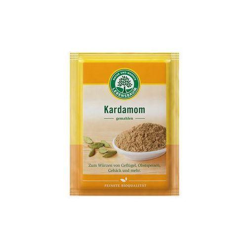 Lebensbaum (przyprawy, herbaty, kawy) Kardamon mielony bio 10 g - lebensbaum