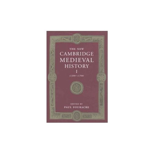 The New Cambridge Medieval History 7 Volume Set in 8 Pieces