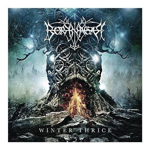 Sony music Winter thrice - borknagar (płyta cd)