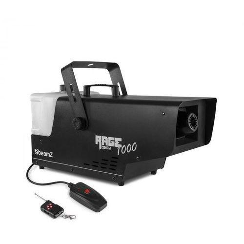 Beamz Rage 1000 Maszyna do śniegu 1000W 2l Zbiornik (8715693305890)
